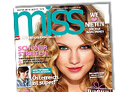 miss magazin renna deluxe happy new year girlande