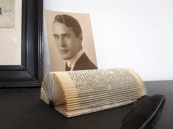 Papierständer Foto- und Zettelhalter von renna deluxe