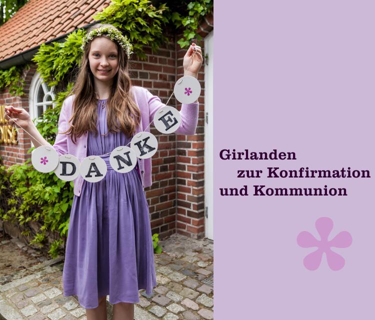 Deko Ideen Konfirmation : Konfirmation Deko Kommunion Dekoration Und ...