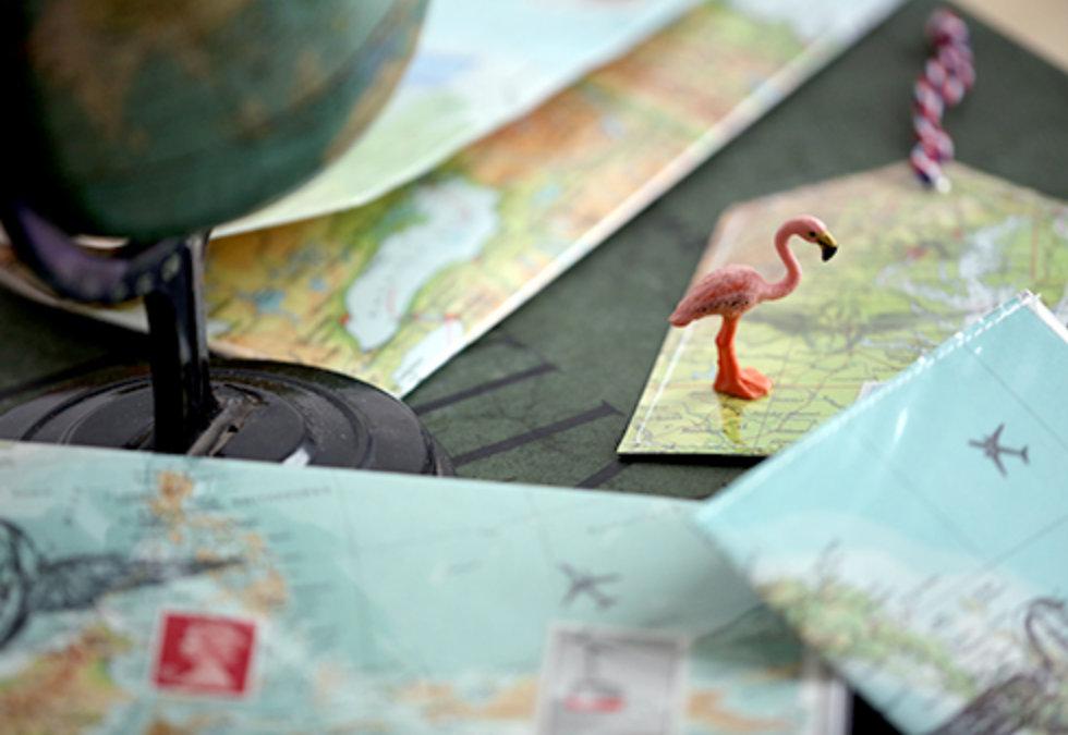 geschenk reisen reisegeschenk geschenkidee reiseunterlagen reisedokumente reisepass tasche fuer reiseunterlagen